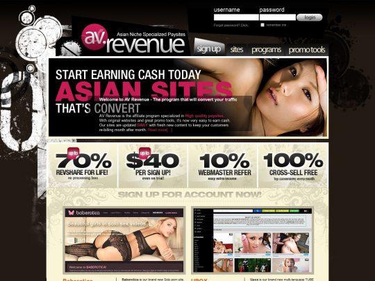 AV Revenue
