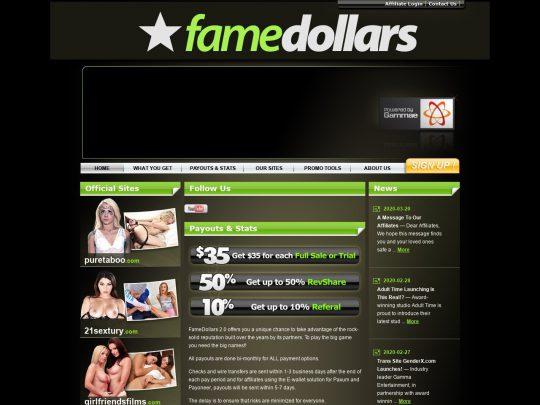 Fame Dollars