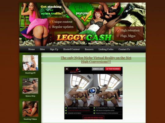 Leggy Cash