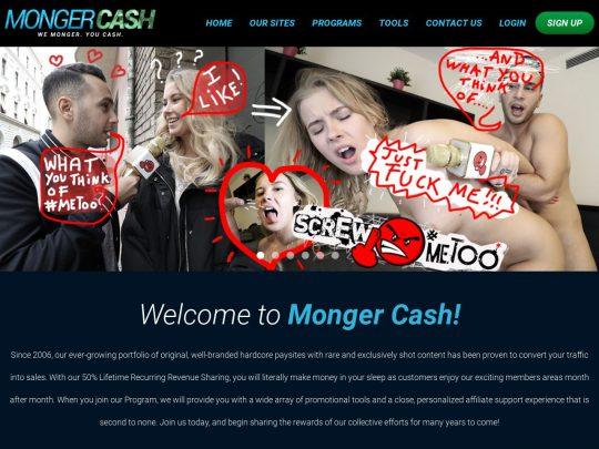 Monger Cash