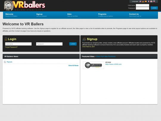 VR Ballers