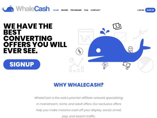 Whale Cash