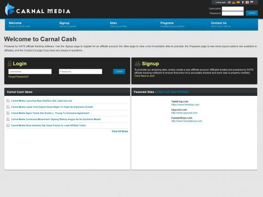 Carnal Cash