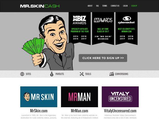 Mr Skin Cash
