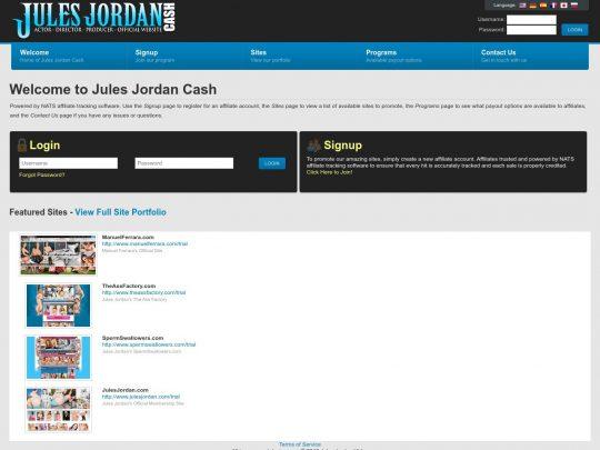 Jules Jordan Cash